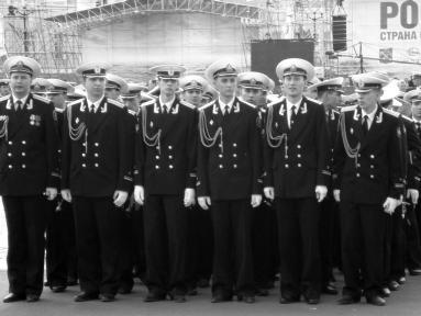 Подводный флот специфику службы на